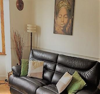 Tropics inspired Lounge